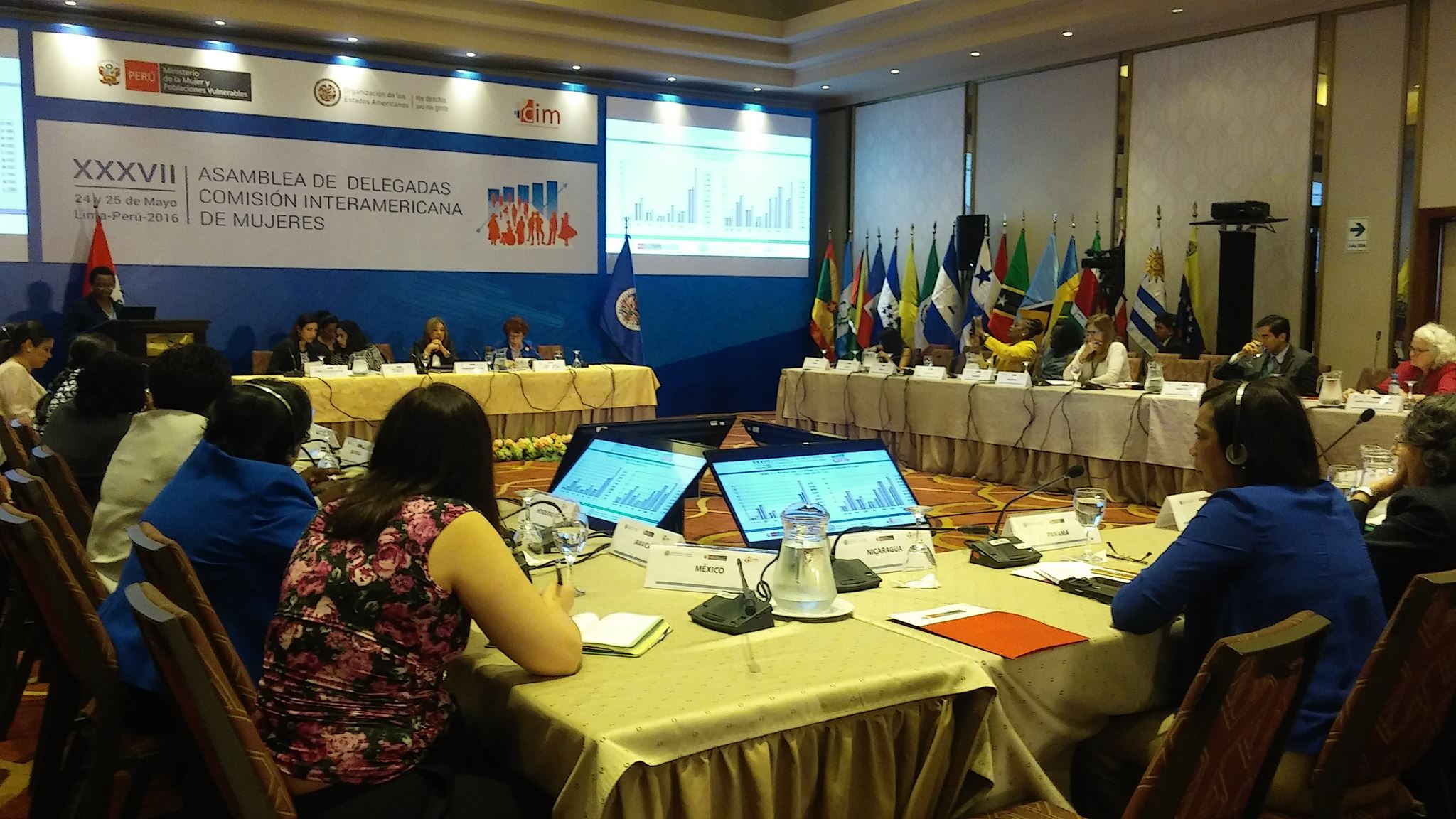 7.-Fav-1-XXXVII-Delegates-Assembly-of-Women-Interamerican-Commission